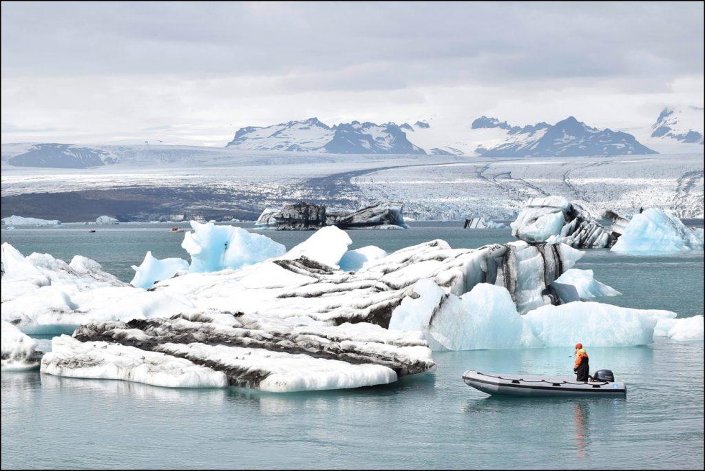 Gletscherlagune Jökulsárlón. - Foto: (c) Città Nuova/Emanuele Emiliani