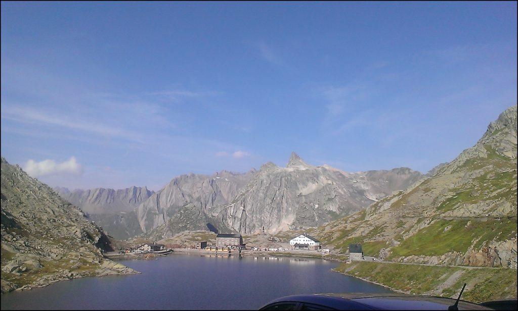 Sankt Bernhard Pass. - Foto: privat