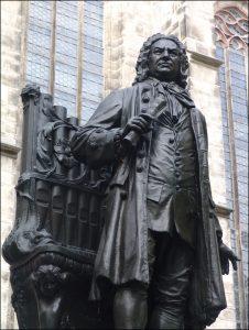 27 Jahre lang war Johann Sebastian Bach Kantor an der Leipziger Thomaskirche.