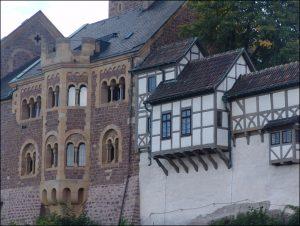 Die Wartburg.